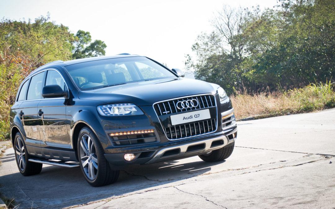 Audi Service & Repair